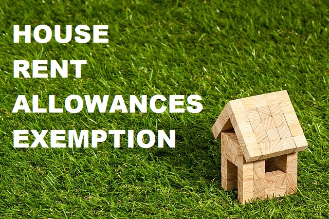 House Rent Allowances Exemption & Section 80 GG के बारे में पूरी जानकारी